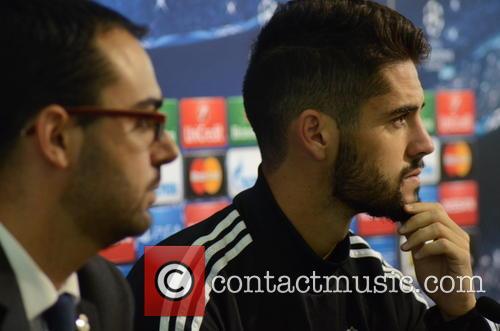 Real Madrid, Ludogorets Razgrad and Press 3