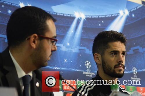 Real Madrid, Ludogorets Razgrad and Press 4