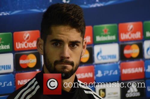 Real Madrid, Ludogorets Razgrad and Press 5