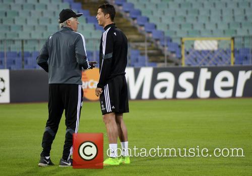 Real Madrid, Ludogorets Razgrad and Press 10
