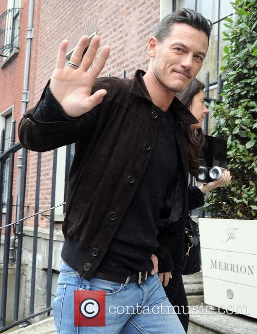 Celebrities at The Merrion Hotel