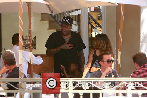 Chris Brown and Karrueche Tran 5