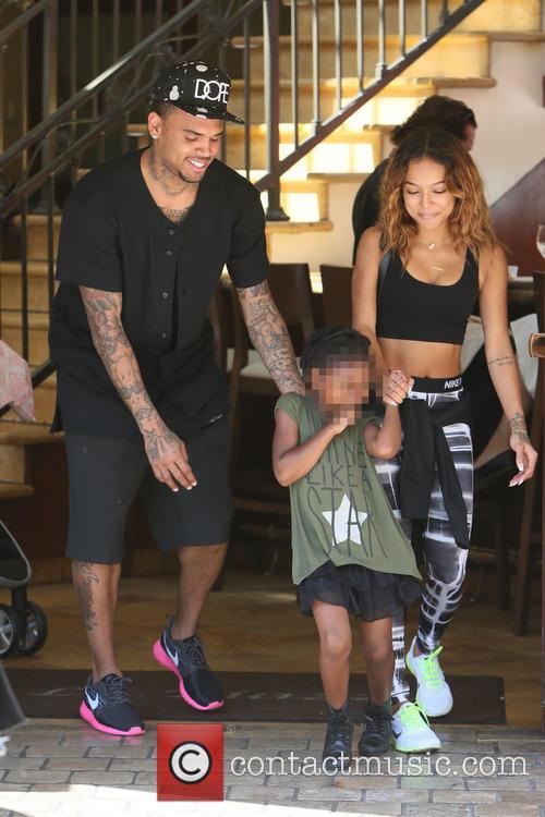 Chris Brown and Karrueche Tran 7