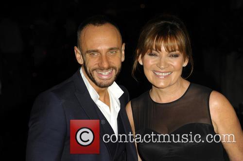 Lorraine Kelly and Mark Heyes 7
