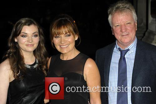 Lorraine Kelly, Rosie Smith and Steve Smith 2