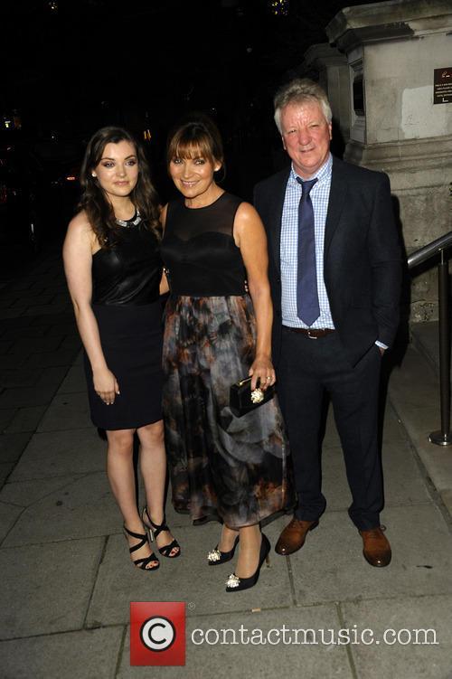 Lorraine Kelly, Rosie Smith and Steve Smith 5