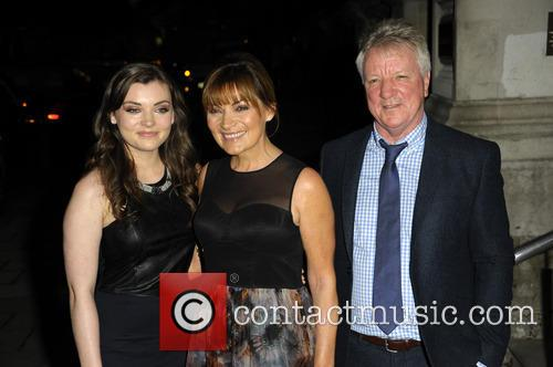 Lorraine Kelly, Rosie Smith and Steve Smith