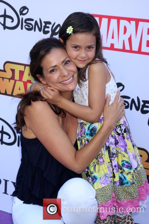 constance marie disney 39 s vip halloween event at disney. Black Bedroom Furniture Sets. Home Design Ideas