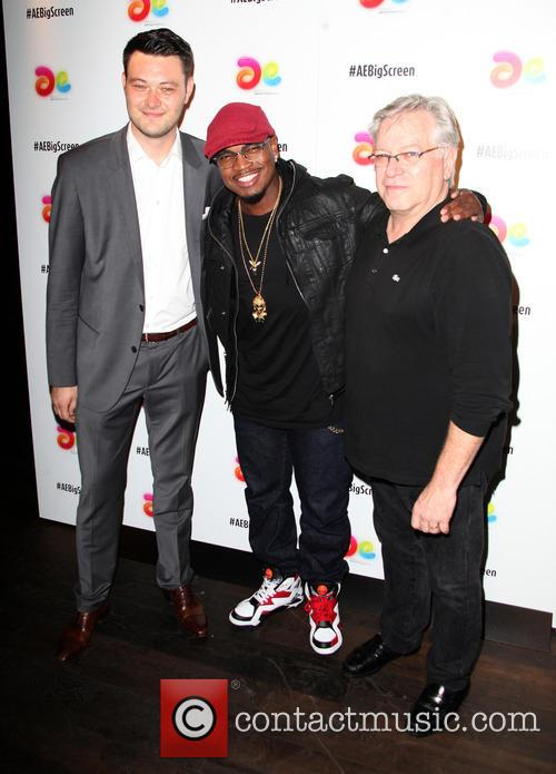 Adam Cassels, Ne-yo and Barry Grieff 1