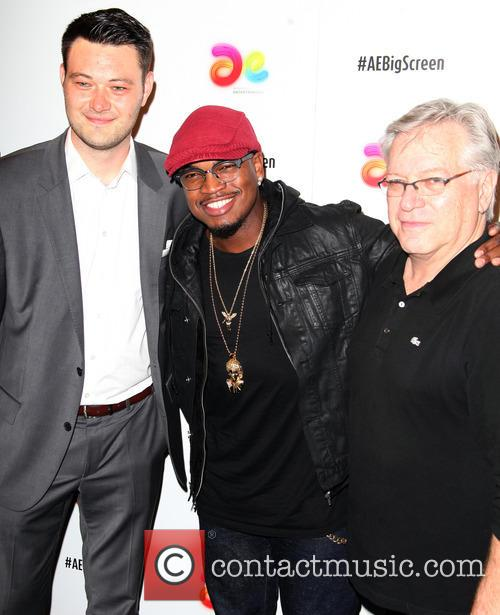 Adam Cassels, Ne-yo and Barry Grieff 2