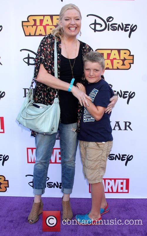 Melissa Peterman and Riley 3