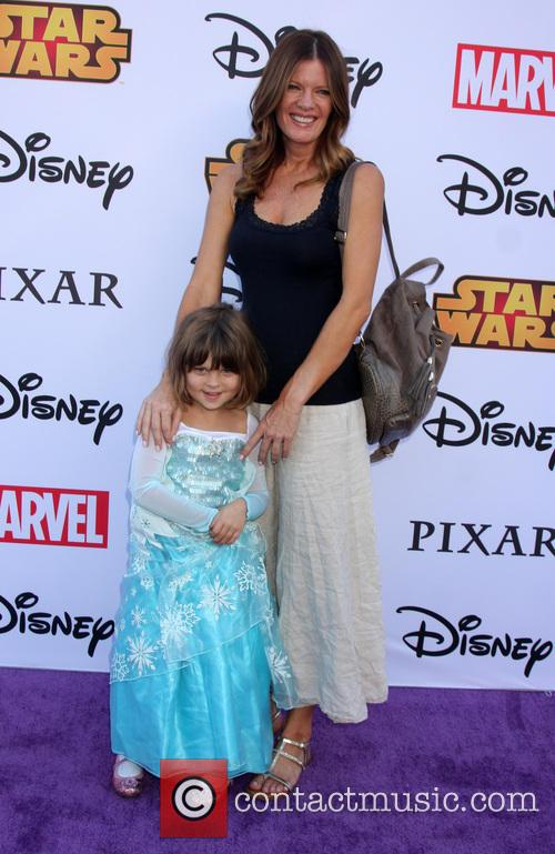 Natalia Scout Lee Stafford and Michelle Stafford 2