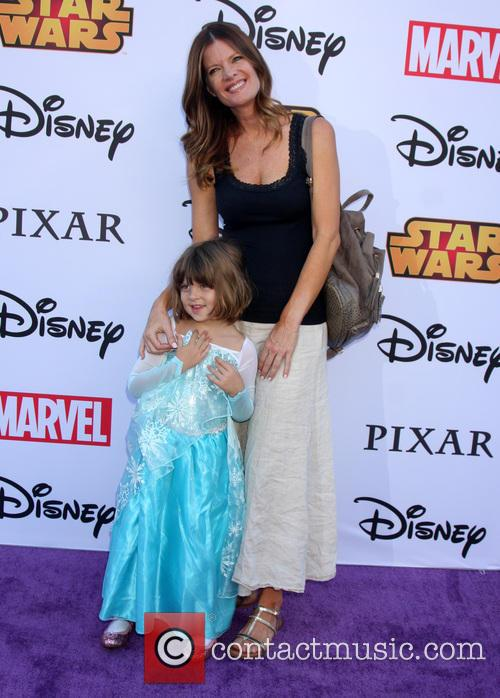 Natalia Scout Lee Stafford and Michelle Stafford 1