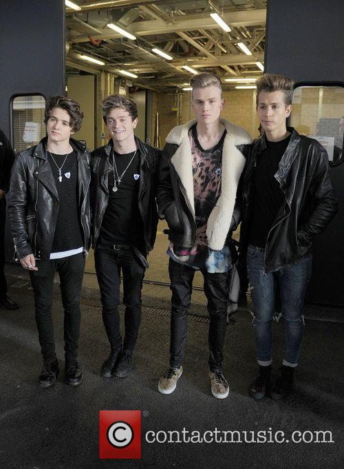 The Vamps Blue Peter