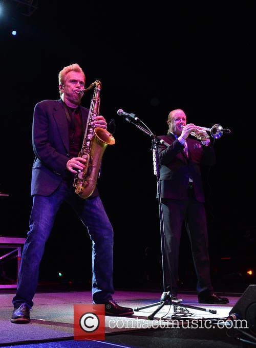 Ray Herrmann and Lee Loughnane 2