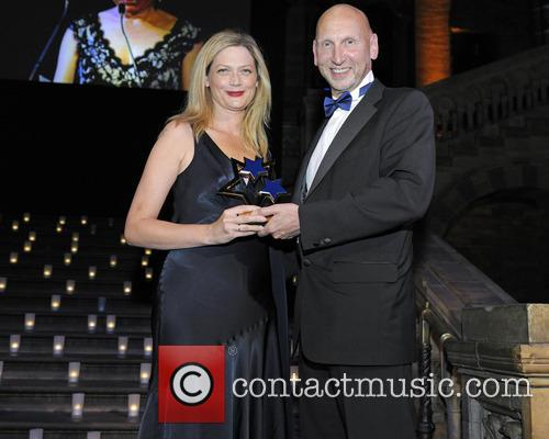 The European Diversity Awards ceremony winners at the...