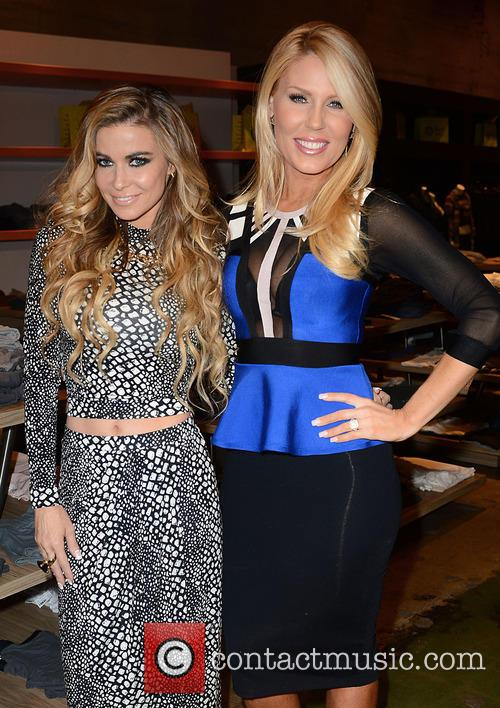 Carmen Electra and Gretchen Rossi 7