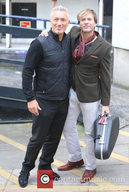 Martin Kemp and Steve Norman 8