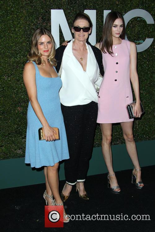 Nathalie Love, Lisa Love and Laura Love