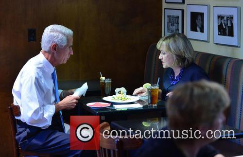 Charlie Crist and Hillary Clinton 3