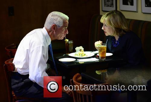 Hilary Clinton and Charlie Crist 5