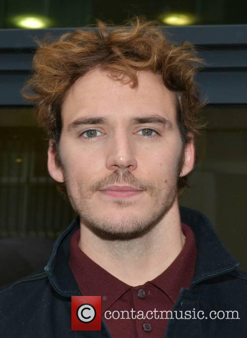Sam Claflin at Today FM