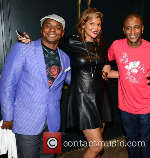 Tony Roberts, Aida Rodriguez and Tommy Davidson 3
