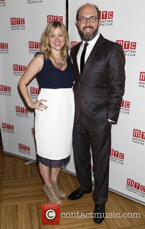 Lisa Lange and Eric Lange