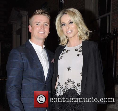 Brian Ormond and Pippa O'connor 1