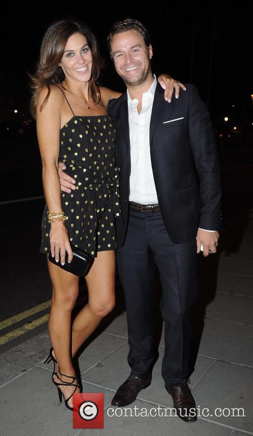 Glenda Gilson and Rob Macnaughton