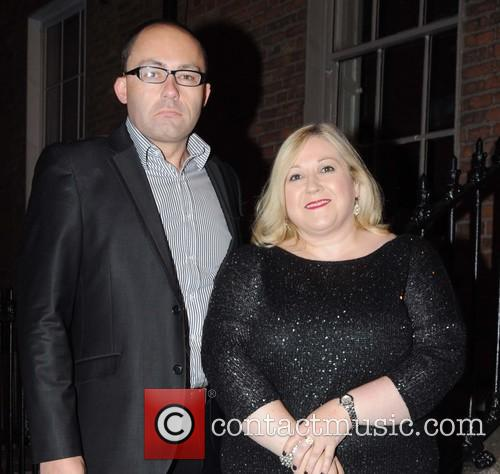 Henry Wolverson and Carmel Breheny 2