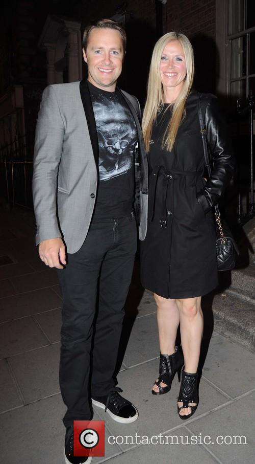 Keith Barry and Mairead Barry 2