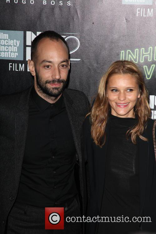Albert Hammond Jr. at 'Inherent Vice' premiere