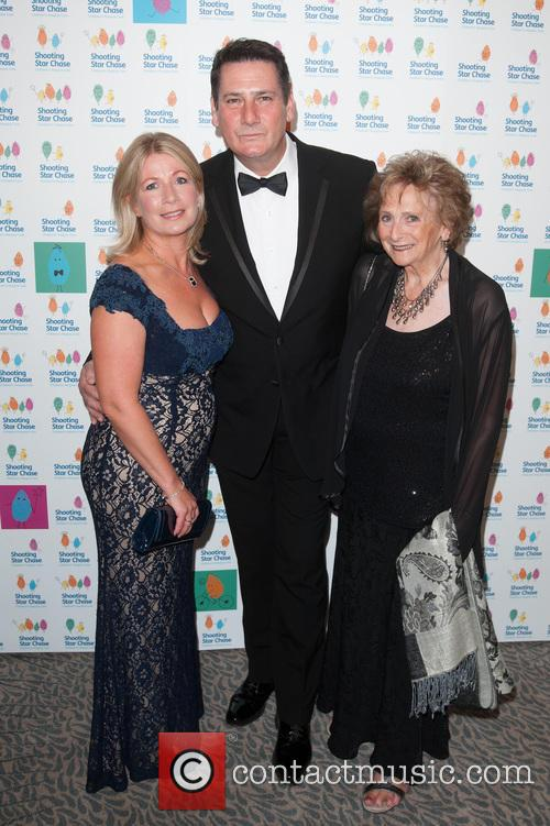 Tony Hadley, Alison Evers and Josie Hadley 2