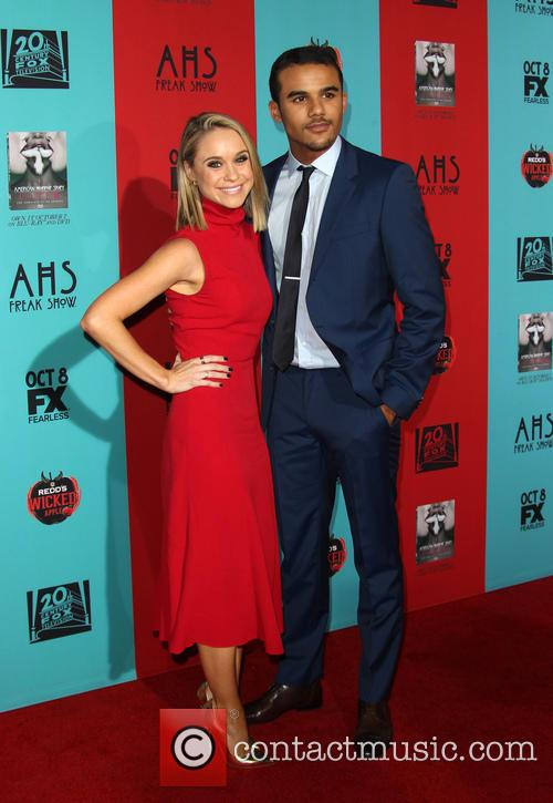 Becca Tobin and Jacob Artist