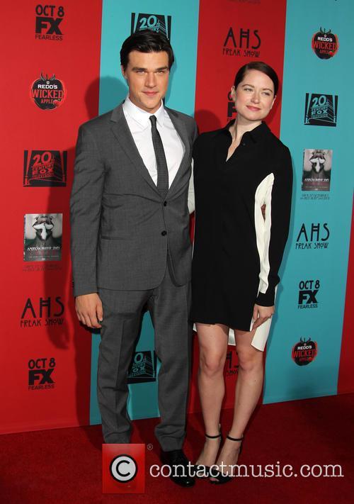 Finn Wittrock and Sarah Roberts 4