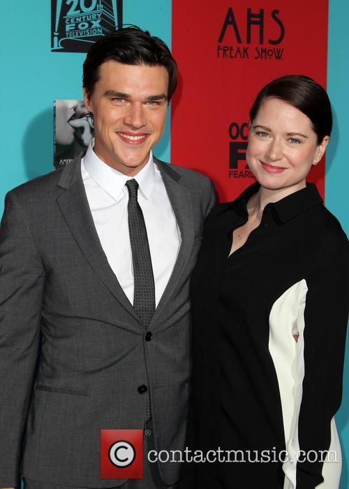 Finn Wittrock and Sarah Roberts 5