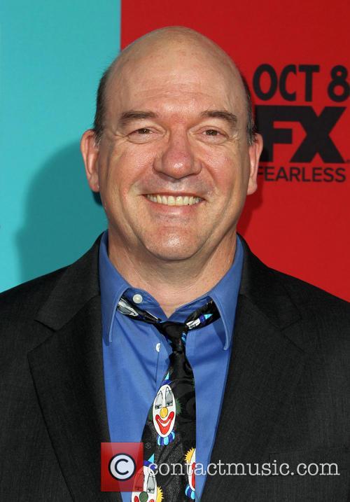 John Carroll Lynch plays Twisty
