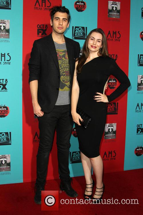 Nick Simmons and Sophie Simmons 2