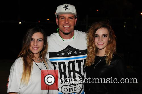 Vanilla Ice, Dusti Rain and Keelee Breeze 6