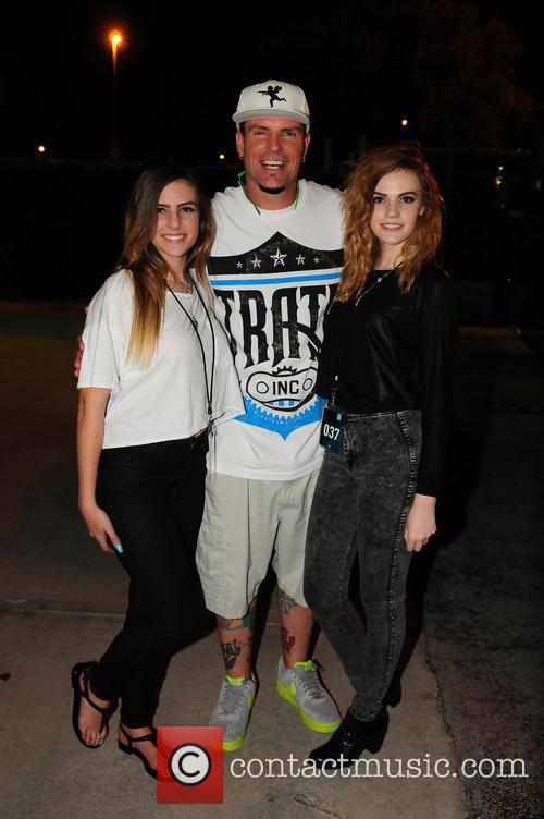 Dusti Rain, Vanilla Ice and Keelee Breeze 7