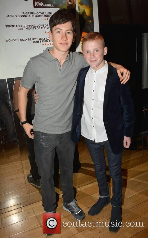 Barry Keoghan and Corey Mckinley 2
