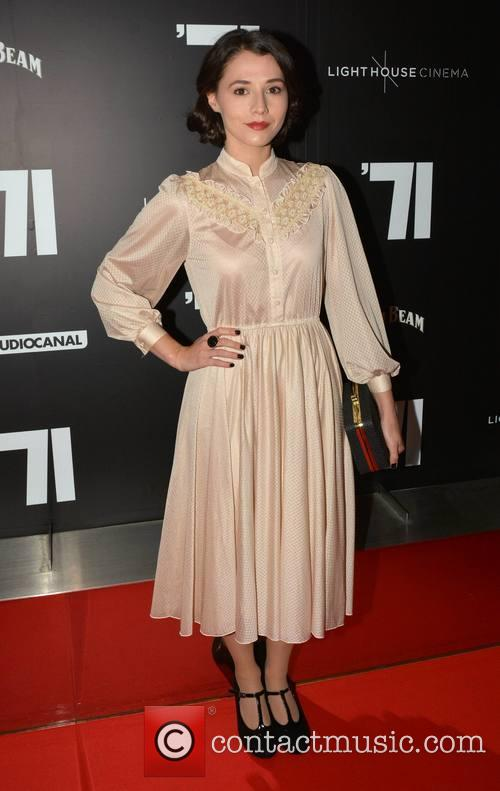 Irish premiere of '71' - Arrivals