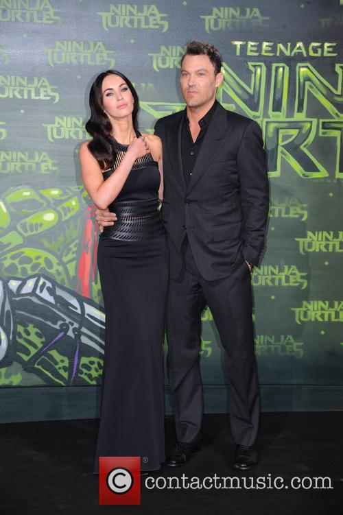 Megan Fox and Brian Austin Green 9