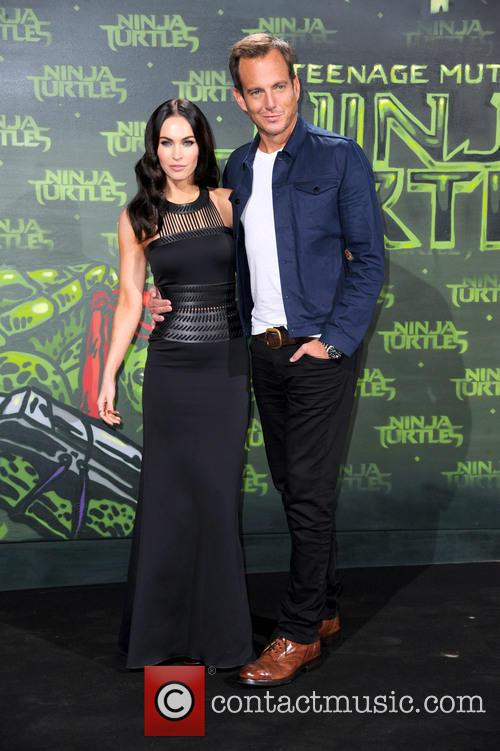 Megan Fox and Will Arnett 5