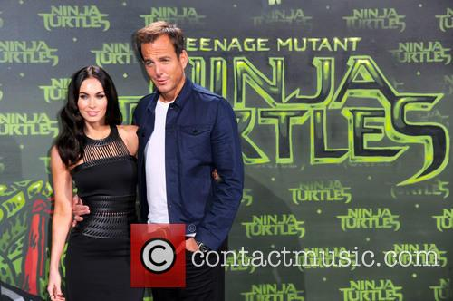 Megan Fox and Will Arnett 8