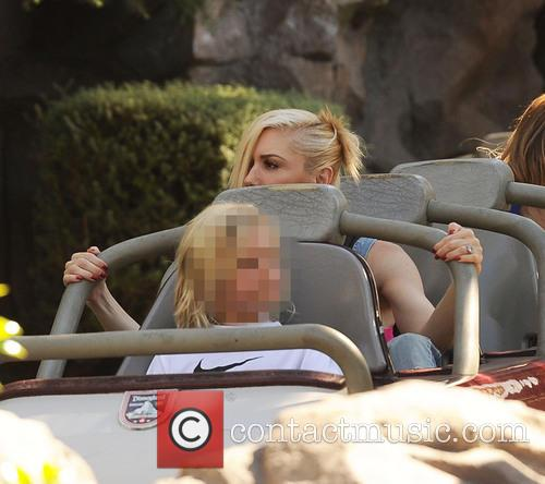 Gwen Stefani and Zuma Rossdale 7