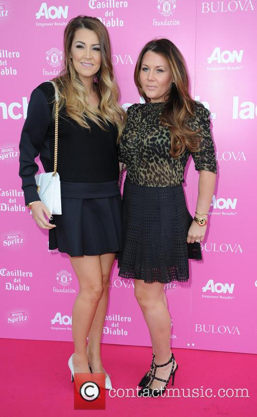Manchester United, Hayley Fletcher and Nicky Pike 3