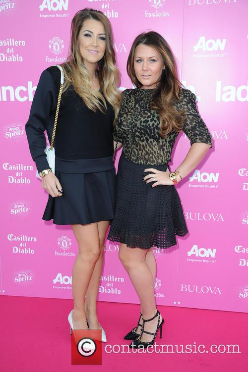 Manchester United, Hayley Fletcher and Nicky Pike 4
