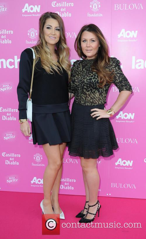 Manchester United, Hayley Fletcher and Nicky Pike 5